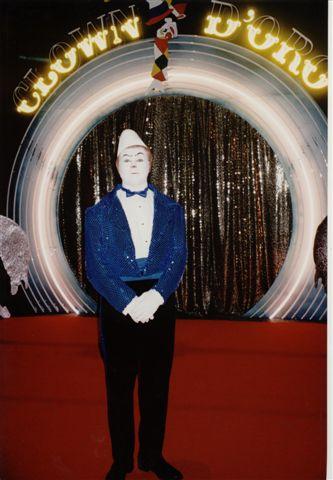 Jean Barrel, a modern 20th century Whiteface