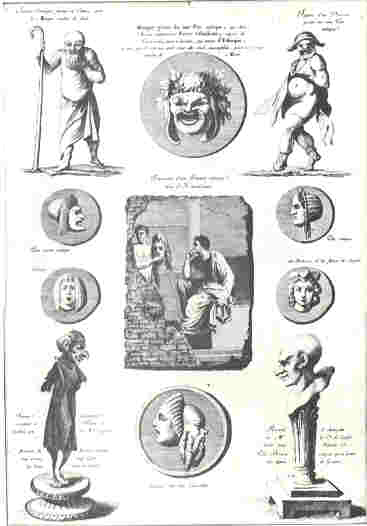 Ancient Roman Clowns