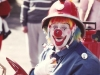 Clown Fireman Bluey