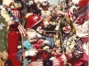 Clown Fireman Bluey, Bognor Regis, 1987