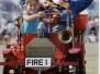 Clown Car / Clown Bluey's Crazy Fire Engine
