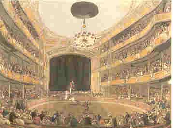 Astley's circus amphitheatre