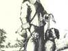 Jeffrey hudson - 18 inch high jester to Queen Henrietta Maria