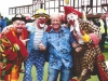 Conk, Bluey, Keith Cheggars and Rainbow, GMTV, Butlins, 2007