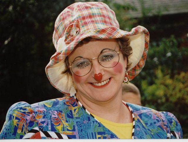 Flossie the Clown