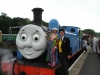 Flossie, Bluey and Thomas the Tank Engine