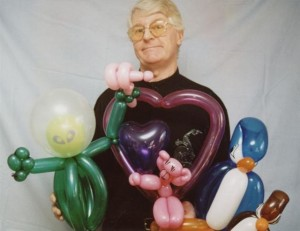 B.B. Balloon Sculptor